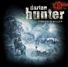 CD Cover Dorian Hunter 45 Lykanthropus