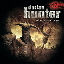 CD Cover Dorian Hunter 17