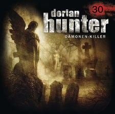 CD Cover Dorian Hunter 30