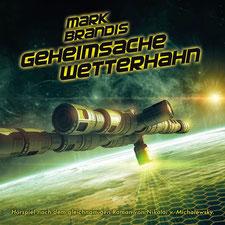 CD Cover Mark Brandis 30