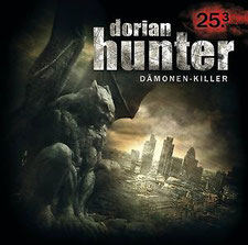 CD Cover Dorian Hunter 25.3
