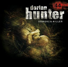 CD Cover Dorian Hunter Folge 44 Der Teufelseid