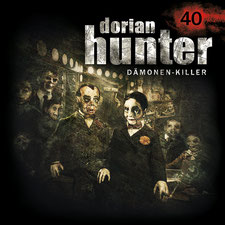 CD Cover Dorian Hunter 40