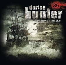 CD Cover Dorian Hunter 36
