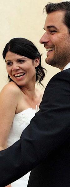 Bild: Brautpaar
