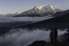 trekking gosaikunda - hauts plateaux langtang
