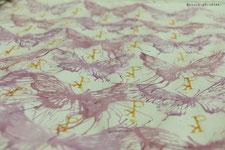 kp Kitsch-paradise artisans créateurs artiste artist créateurfrancais artisanat art bretagne oeuvre illustration peinture painting drawing micromacramé weaving weavingart valise vintage design tapisserie tie&dye