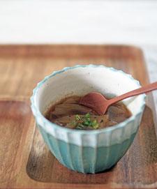 「たまねぎスープ」スープ・レッスン(有賀薫)Cocciorino ココット