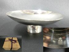 銀製品 日本画 掛け軸 ボンボニエール 査定買取り致します。