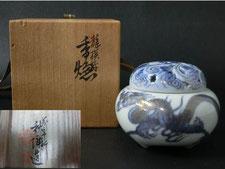 茶道具 買取り 鉄瓶 急須 龍文堂 椀 楽 査定します。