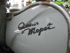 Queen Mopet LOGO