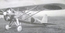 九一式戦闘機 中島飛行機
