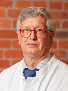Herr Dr. med. Wolf-Rüdiger Gottlieb