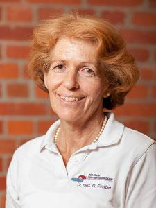 Frau Dr. med. G. Faerber