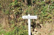 Mareuil, un toponyme d'origine gauloise