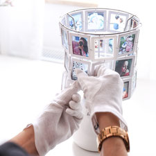 Handgemachte Designerlampe