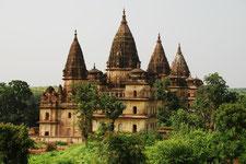 Indien Rundreise Zentralindien 8 Tage Reise