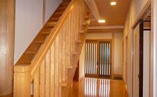 II邸 木造2階(内観1)