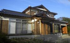 II邸 木造2階(外観)
