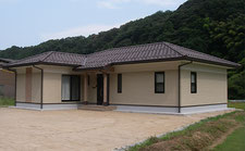 OY邸 木造2階(外観)