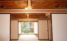 II邸 木造2階(内観2)