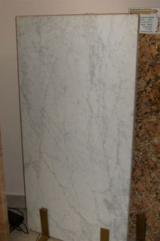 Heizplatte Standard Carrara