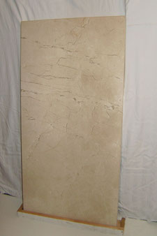 Heizplatte Standard Crema Marfil