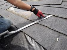 カラーベストの雨漏り修理