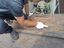 瓦棒の雨漏り修理も住まいの総合病院