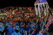 Cultura do Brasil - Outdoor Bühne