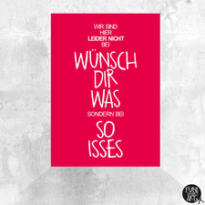 Postkarte Wunschkonzert
