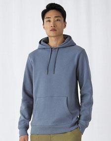 Pullover, Hoodies , Sweatshirts bedrucken lassen - georgefrank Textildruck München