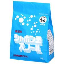 シャボン玉粉石けんスノール 1kg 洗濯石鹸