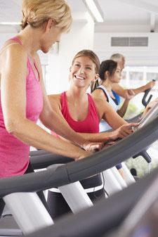 Laufcoaching und Laufanalyse auf dem Laufband