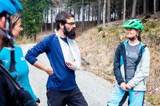 Outdoor-Erste Hilfe für Mountainbiker - Trailskills