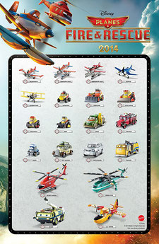 Planes - Fire and Resque 2014