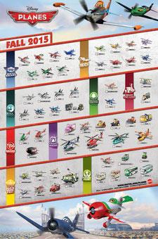 Planes 2015 Fall