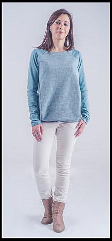ropa lactancia invierno