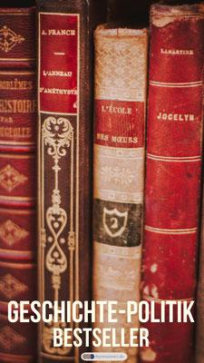 Geschichte & Politik Bestseller Buchtipps
