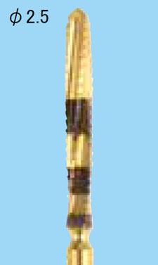 ホリコカーバイドバーφ2.5