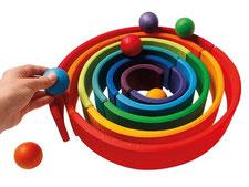 赤ちゃんの木のおもちゃ選びでインスタ映え楽しい子育て