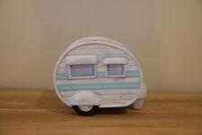 Caravan spaarpot
