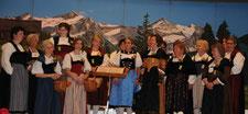 Chorfoto Frauenchor Gstaad-Saanen