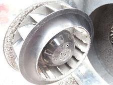 アルデ換気システム|MPV150/4(6) |クリーニング前