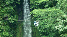 Arenal One Day Combo Tour: Chocolate Tour and Canopy Tour (Zipline)