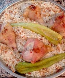 Tavuk Kapama Rezept