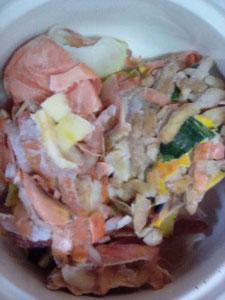 くず野菜 廃棄野菜 出汁