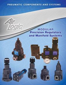Air Logic - Modulare Präzisionsregler und Druckluftverteiler