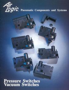 Air Logic - Druck- und Vakuumschalter
