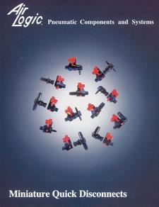 Air Logic - Miniatur-Steckverbinder / Schnellkupplung